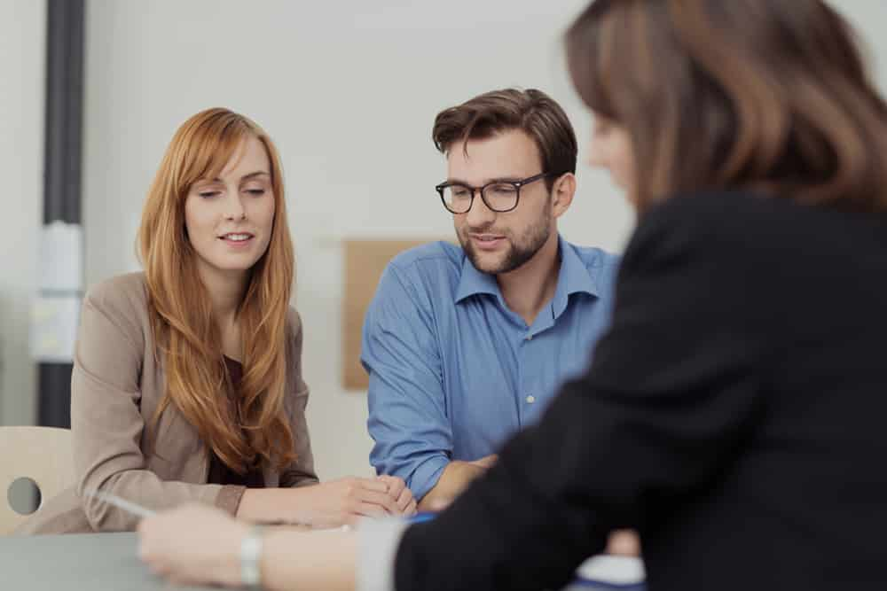 Insurance Broker with Clients