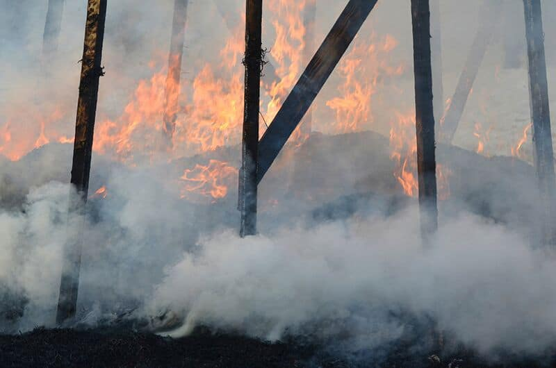 Minimizing Your Home's Wildfire Risk