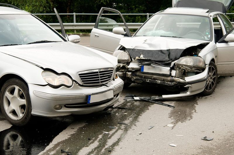 handling an accident with an uninsured motorist