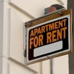 for rent sign, advantages of having a renters policy