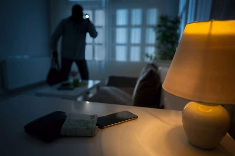 home intruder, secure your home with these unexpected ideas