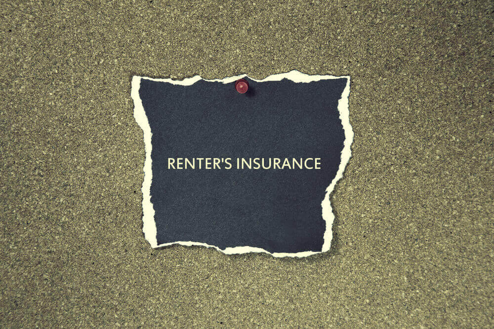 having renters insurance benefits you